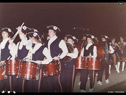 Homewood Patriot Marching Band 1978 - Where It All Began!